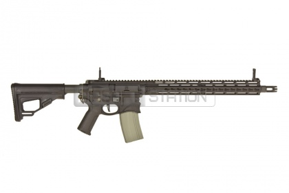 Карабин Ares M4 Sharps Bros HellBreaker Octarms 15' BK (DC-M4-SB15-BK) [2] фото