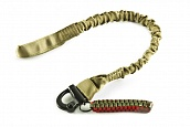 Страховочный трос WoSporT Safety lanyard TAN (DC-SL-21-T) [1]
