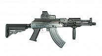 Автомат E&L AK-104, Tелескопический приклад (TI-EL-A110Ag1-01) Trade-In